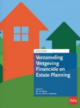 , Verzameling Wetgeving Financiële en Estate Planning. Editie 2021