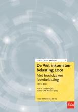 G.T.K. Meussen C.G. Dijkstra, De Wet Inkomstenbelasting 2001, Editie 2021