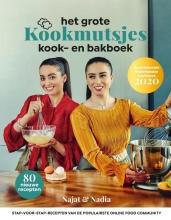 Nadia Yachou Najat Yachou, Het grote Kookmutsjes kook- en bakboek