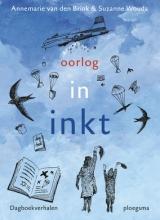 Suzanne Wouda Annemarie van den Brink, Oorlog in inkt