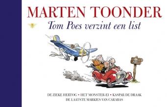 Marten  Toonder Alle verhalen van Olivier B. Bommel en Tom Poes 3 : Tom Poes verzint een list