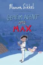 Katrien Holland Manon Sikkel, Geheim agent Max