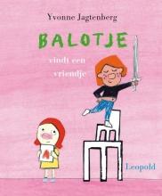 Yvonne  Jagtenberg Balotje vindt een vriendje