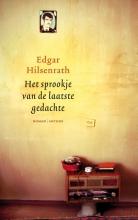 Edgar  Hilsenrath Sprookje van de laatste gedachte (POD)