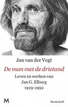 Jan van der Vegt De man met de drietand