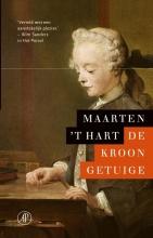 Maarten `t Hart De kroongetuige