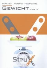 Lex  Gall Strux Rekenen meten en meetkunde. gewicht voor 1F