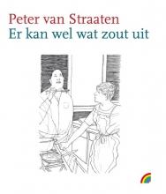Peter van Straaten Er kan wel wat zout uit
