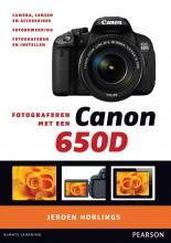 Jeroen Horlings , Fotograferen met een canon 650D