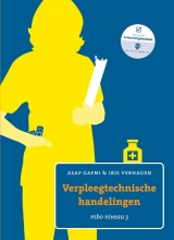 Iris Verhagen Asaf Gafni, Verpleegtechnische handelingen mbo niveau 3