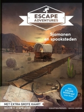 Simon Zimpfer Sebastian Frenzel, Escape adventures: Sjamanen en spookstadjes