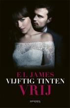 E.L.  James Vijftig tinten vrij