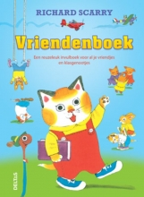 Richard Scarry , Richard Scarry vriendenboek