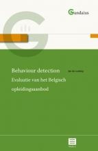 Bo De Clercq , Behaviour detection