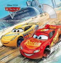 Disney Pixar , Cars 3 Lees & luisterboek