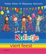 Natascha Stenvert Pieter Feller, Kolletje viert feest