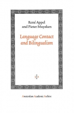 Pieter Muysken René Appel, Language Contact and Bilingualism