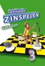 Joost van Iersel , ZinSpelen Grenzeloos Werkboek