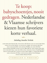 , Te koop: babyschoentjes, nooit gedragen