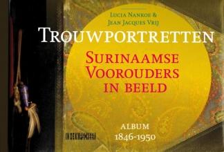 Jean Jacques Vrij Lucia Nankoe, Trouwportretten.