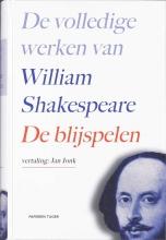 William Shakespeare , De volledige werken van William Shakespeare 1 De Blijspelen