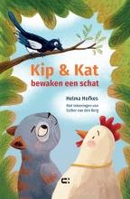 Helma  Hofkes Kip en Kat bewaken een schat