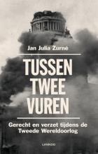 Jan Julia  Zurné Tussen twee vuren