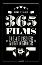 Geert Verbanck , 365 films die je gezien moet hebben
