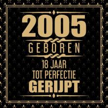 Niek Wigman , 2003 Geboren 18 Jaar Tot Perfectie Gerijpt