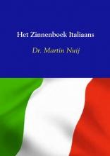 Dr. Martin  Nuij Het Zinnenboek Italiaans