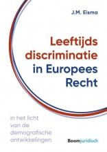 Marianne Eisma , Leeftijdsdiscriminatie in Europees Recht