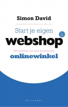 Simon David , Start je eigen webshop