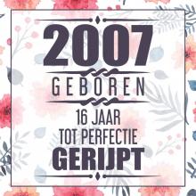 Vera Nelles , 2005 Geboren 16 Jaar Tot Perfectie Gerijpt