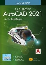 R. Boeklagen , AutoCAD 2021 mbo Leerboek