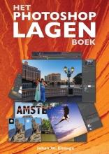 Johan W. Elzenga , Het Photoshop Lagen boek