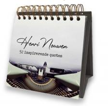 , Henri Nouwen bureauklapper