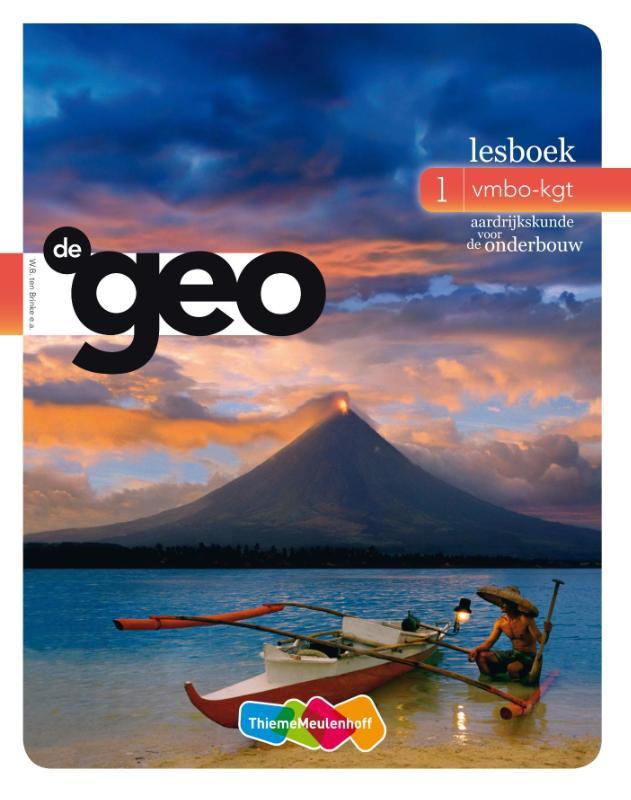 ,De Geo 1 vmbo-kgt lesboek