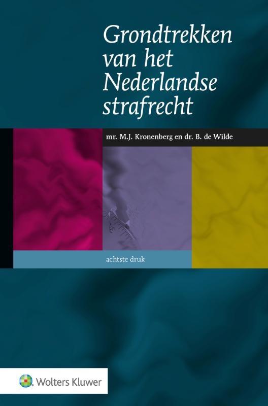 ,Grondtrekken van het Nederlandse strafrecht