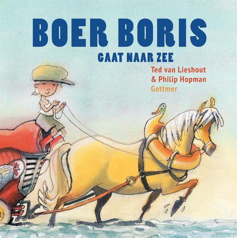 Ted van Lieshout,Boer Boris gaat naar zee