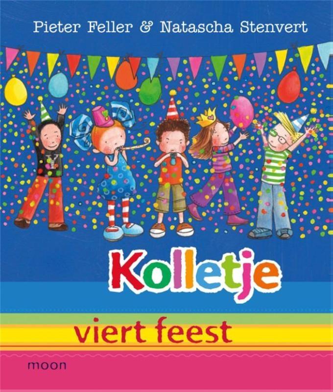 Pieter Feller, Natascha Stenvert,Kolletje viert feest