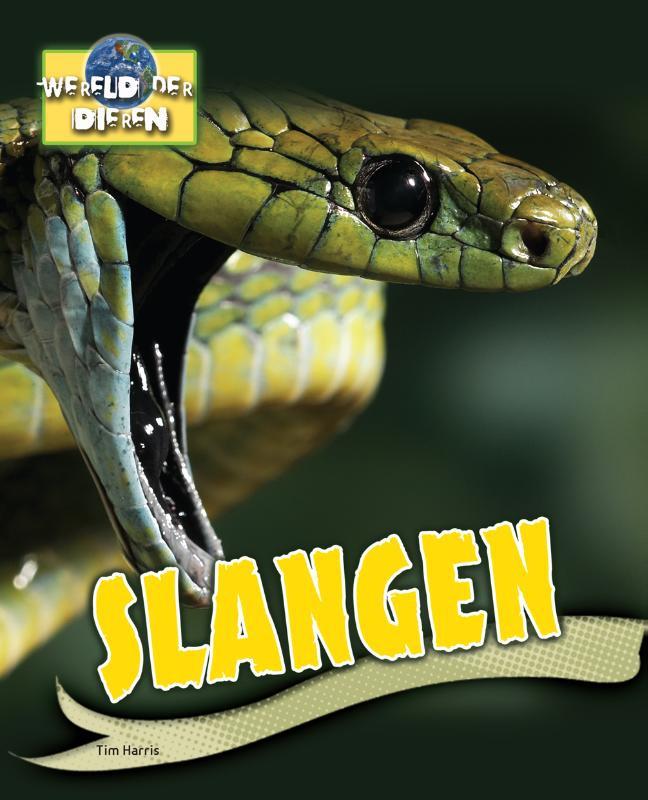 Tim Harris,Slangen