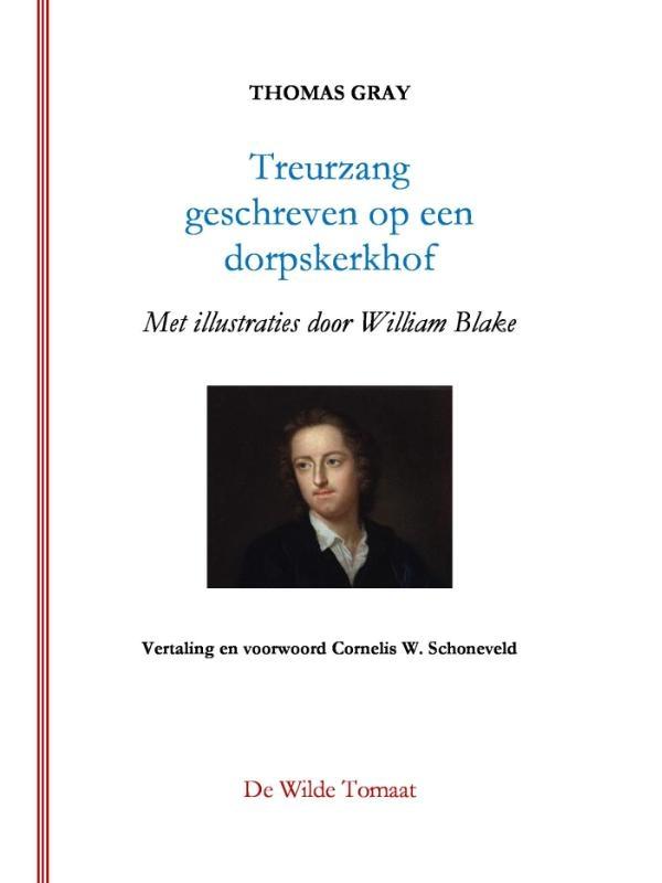 Thomas Gray,Treurzang geschreven op een dorpskerkhof