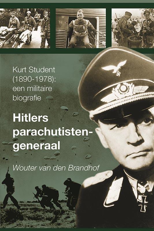 Wouter van den Brandhof,Hitlers parachutistengeneraal