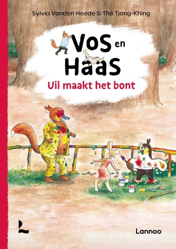 Sylvia Vanden Heede,Uil maakt het bont
