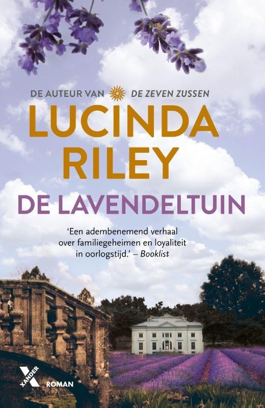 Lucinda Riley,De lavendeltuin