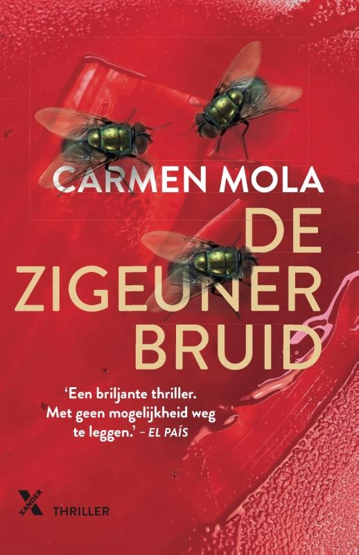 Carmen Mola,De zigeunerbruid