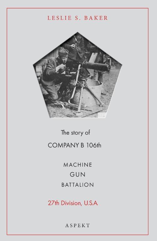 Leslie S. Baker,Machine Gun Battalion