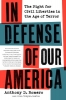 Romero, Anthony D.            ,  Temple-Raston, Dina,In Defense of Our America