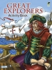 Toufexis, George,Great Explorers Activity Book