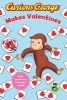 ,Curious George Makes a Valentine